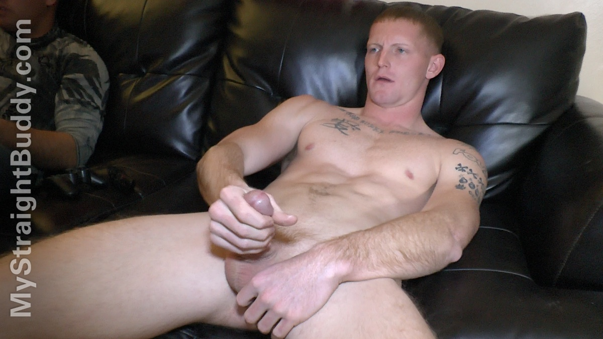 My Straight Buddy James Marine Redhead with huge cock jerking off redhead marine masturbation 16 Tall Amateur Straight Red Headed Marine Jerks Off In Front of His Buddy