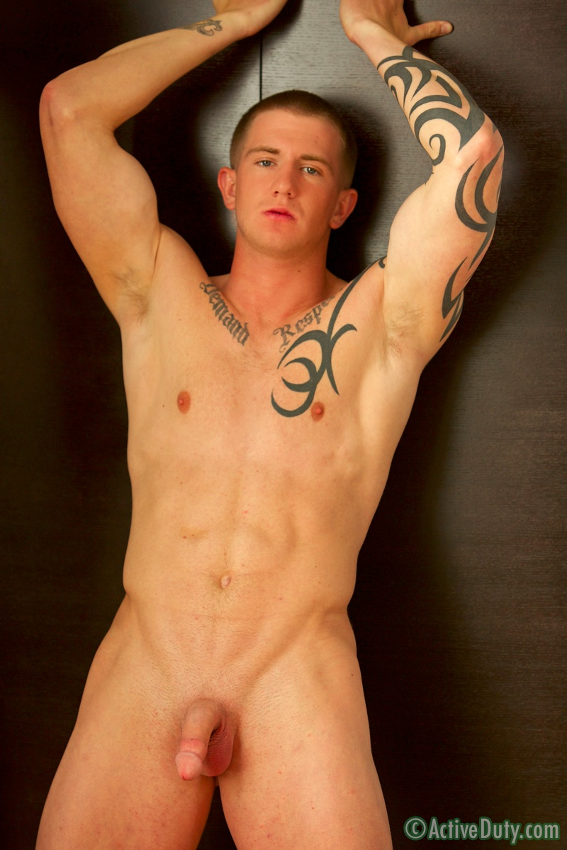 Male straight hunk jack off gay 10