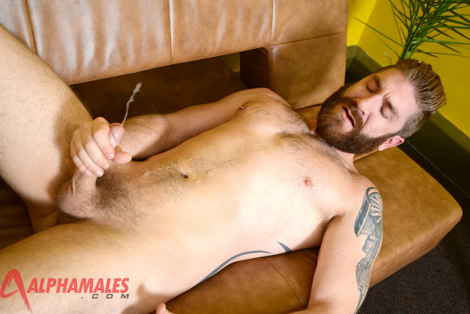 AlphaMales-Geoffrey-Paine-Big-Cock-Fleshlight-Fleshjack-Amateur-Gay-Porn-09 Amateur Hairy Muscle Stud Geoffrey Paine With Big Cock and Fleshjack