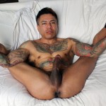 Alternadudes Maxx Sanchez Tatted Mexican Daddy Big Cock Amateur Gay Porn 03 150x150 Amateur Tatted Latino Daddy Shot A Load In His Mouth