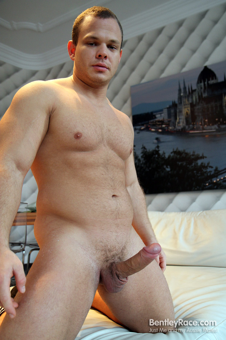 Bentley-Race-Dennis-Conerman-Beefy-Muscle-Cub-With-A-Huge-Uncut-Cock-Amateur-Gay-Porn-09 Amateur Hungarian Beefy Muscle Cub Dennis Conerman and His Thick Uncut Cock