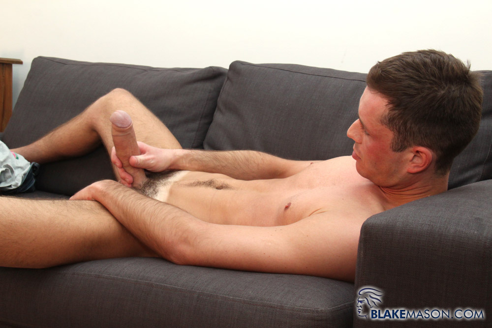 nathan jerking off with pov