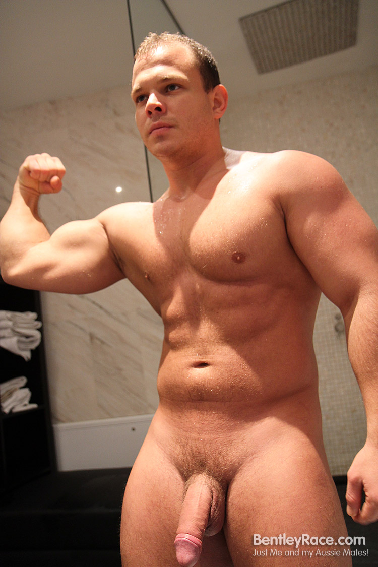 Best of Hung Muscular Gays Big Dick