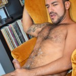 DOMINIC PACIFICO Nicko Morales Big Uncut Cock Masturbation Amateur Gay Porn 19 150x150 Amateur Straight Muscular Hairy Hunk With Huge Uncut Cock Jerks Out A Huge Cum Load