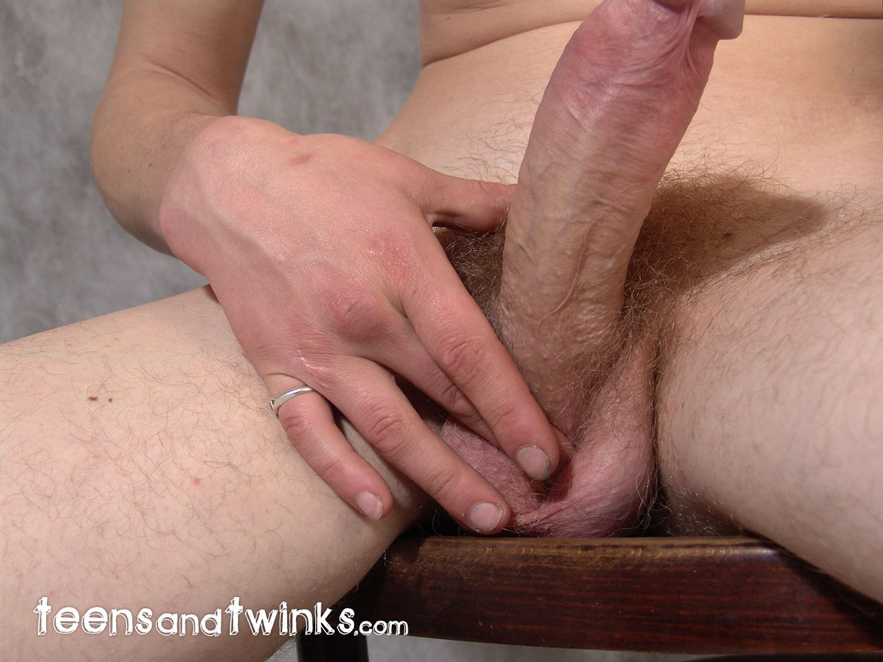 Teens-and-Twinks-Mark-Blonde-Twink-With-A-Huge-Cock-Masturbating-Amateur-Gay-Porn-11 Masturbating Amateur Blonde Twink With A Huge Thick Cock