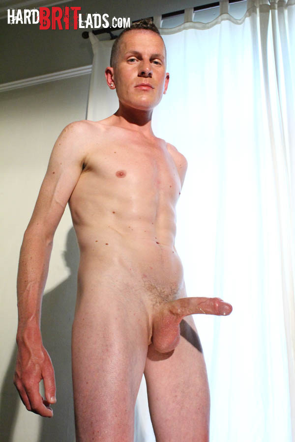 Hard-Brit-Lads-Justin-Cole-Huge-Uncut-Cock-and-Big-Balls-Masturbating-Amateur-Gay-Porn-09 British Guy With Big Uncut Cock And Huge Balls Jerks His Cock And Fingers His Ass