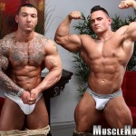 Muscle-Hunks-Jackson-Gunn-and-Caleb-del-Gatto-Amateur-Wrestle-In-Jock-Straps-and-Jerk-Off-Amateur-Gay-Porn-07-150x150 Amateur Straight Bodybuilders Wrestle In Jock Straps and Bust A Nut Together