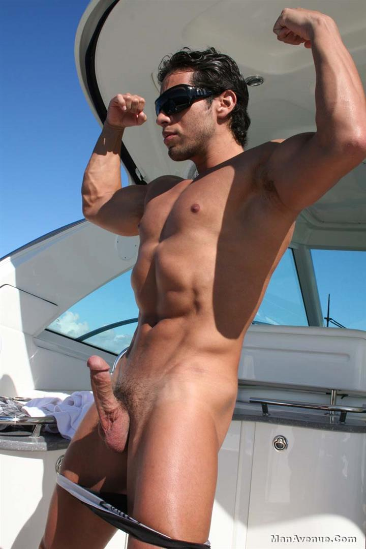 14summersweatcummanavenue End Of Summer Cum Blowout: 10 Muscle Hunks Jerking Their Big Cocks