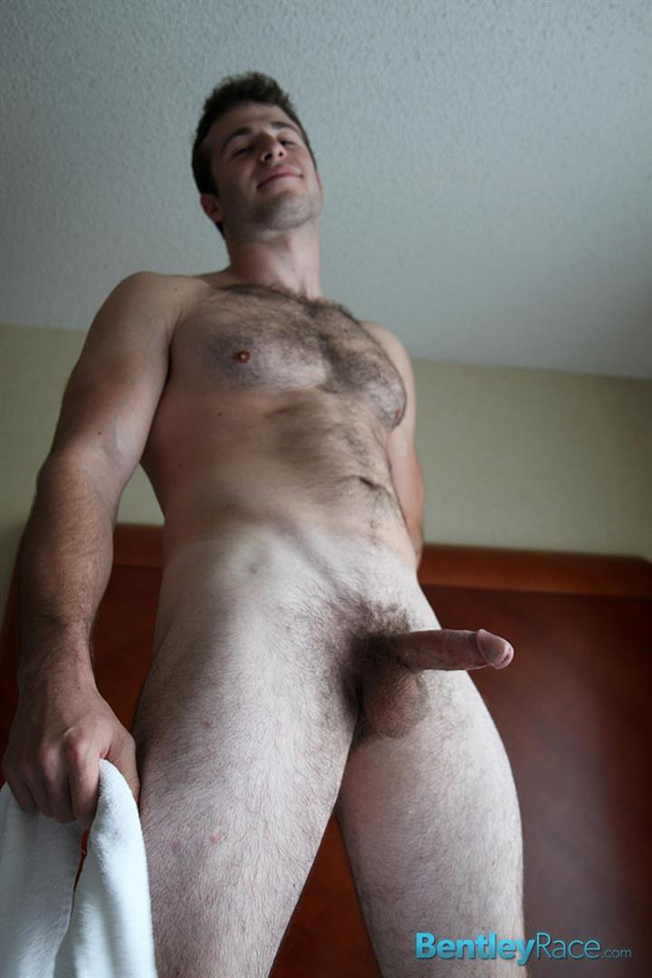 Bentley-Race-Blake-Davis-Hairy-Straight-Muscle-Guy-Stroking-His-Cock-Amateur-Gay-Porn-201 22 Year Old Straight Hairy Muscle College Stud From Chicago Jerking Off