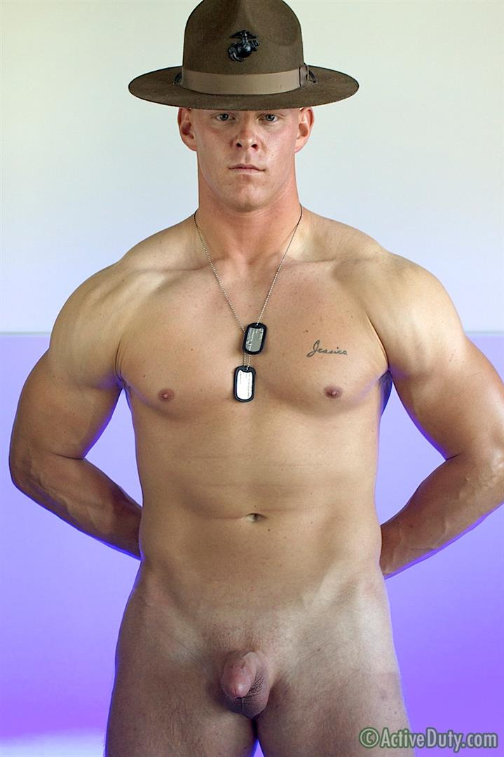 Active Duty Dane Muscle Straight Marine Jerking His Cock Amateur Gay Porn 19 Amateur Straight Redheaded Muscle Marine Jerking Off In Uniform