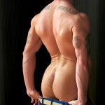 Active Duty Tanner Muscle Marine Jerking His Big Mushroom Head Cock Amateur Gay Porn 09 150x150 Semper Fi!  Real Muscle Marine Jerking His Mushroom Head Cock