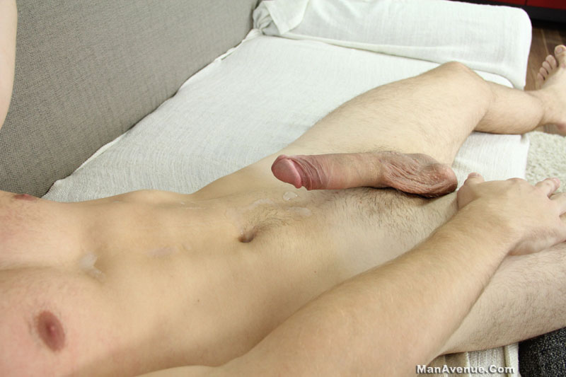 Man-Avenue-John-Twist-Straight-Muscle-Hunk-Jerking-Big-Cock-Amateur-Gay-Porn-12 Amateur Straight Muscle Hunk Jerking His Big Cock Until He Shoots