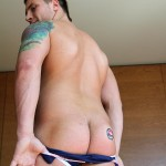 Bentley Race Tom Lucas Big Muscle Hunk Jerks His Big Thick Uncut Cock Amateur Gay Porn 09 150x150 Professional Aussie Wrestler Strips And Strokes His Thick Uncut Cock
