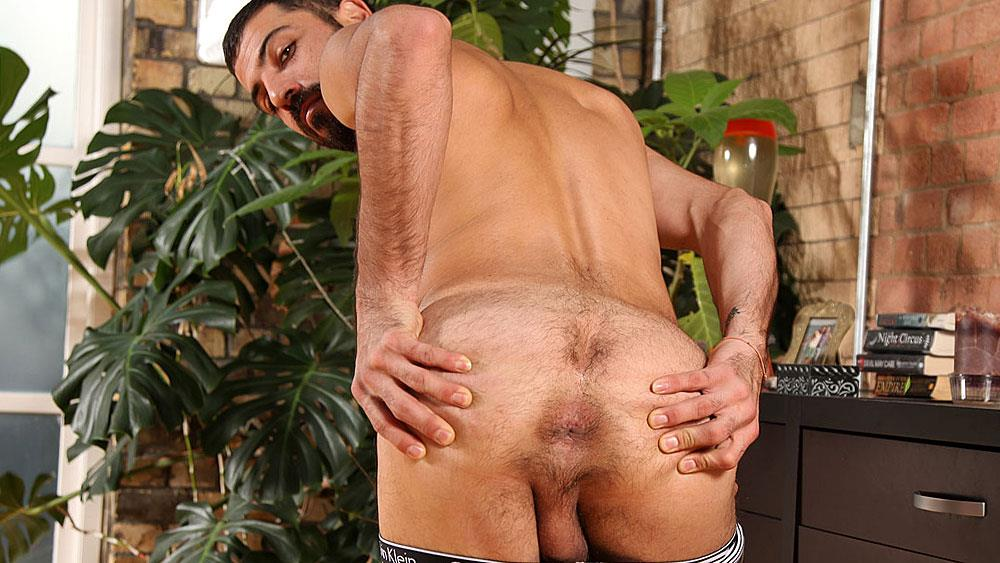 Butch-Dixon-Diego-Duro-Hairy-Turkish-Guy-Jerking-Off-And-Ass-Play-Amateur-Gay-Porn-03 Hairy Turkish Guy Playing With His Thick Cock And Hairy Ass