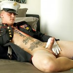 ActiveDuty Marine Quinn Straight Marine Jerking Off Thick Cock Amateur Gay Porn 07 150x150 Real Tatted Straight Marine Jerking His Thick Cock
