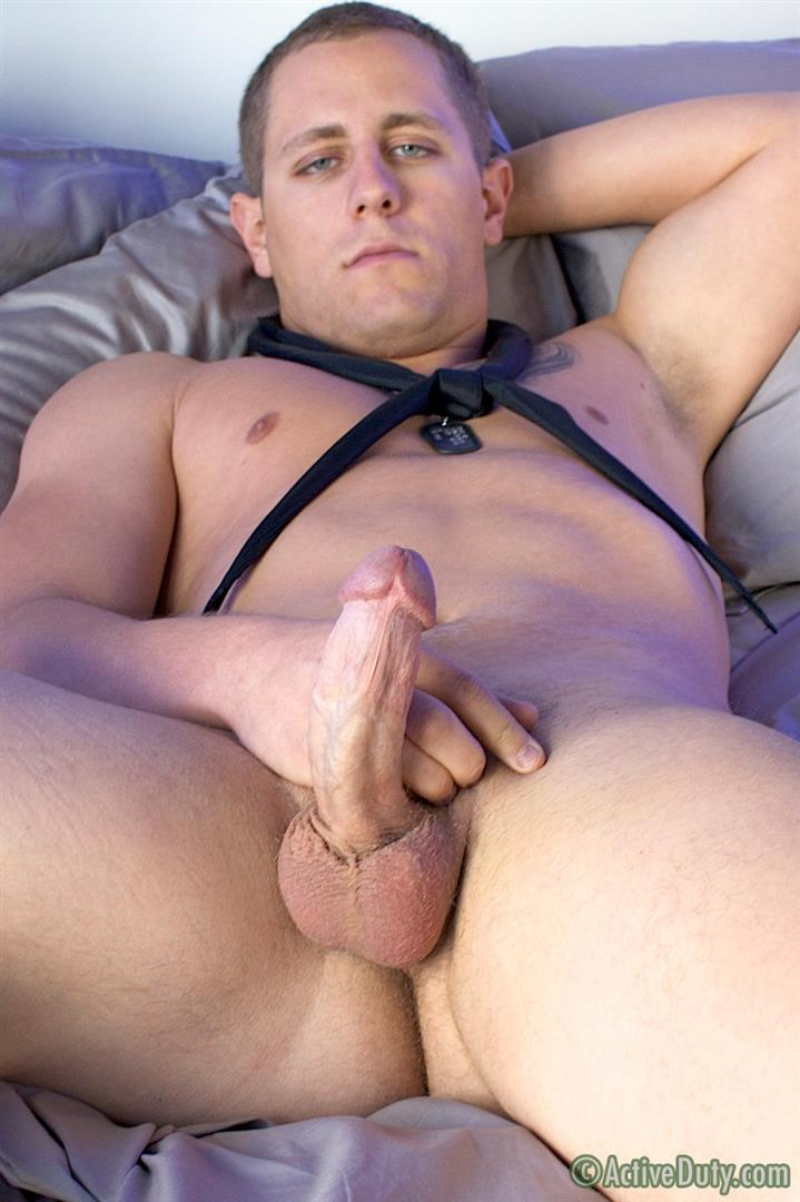ActiveDuty-Navy-Seaman-Copper-Jerking-Thick-Cock-In-Navy-Uniform-Amateur-Gay-Porn-11 Real Navy Seaman Stripping Out Of Uniform To Jerk His Thick Cock