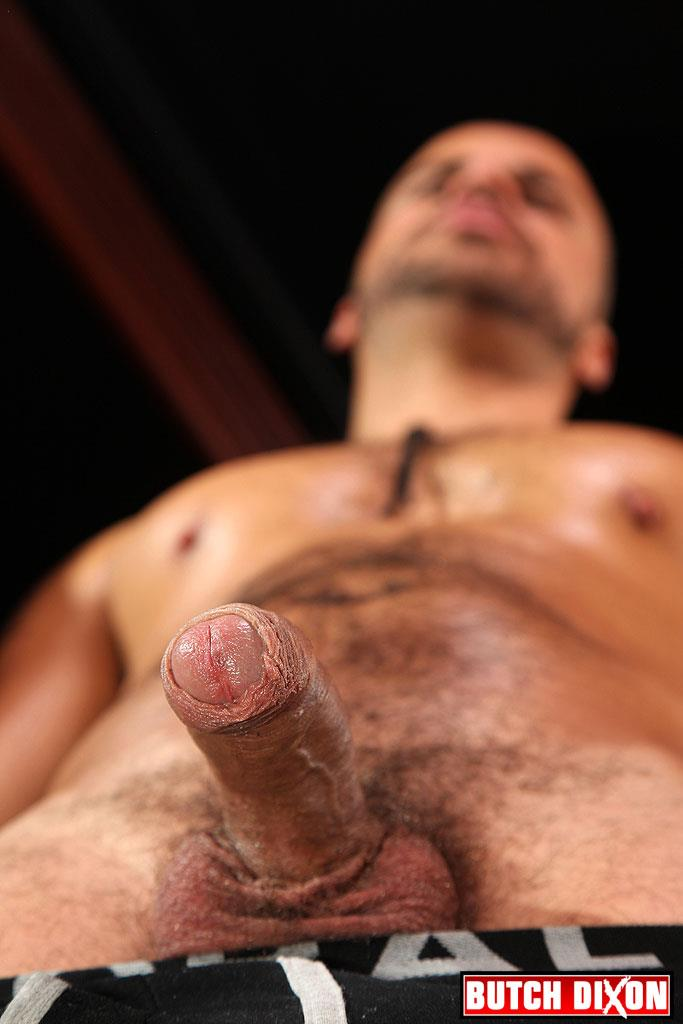 Butch-Dixon-Delta-Kobra-Muscle-Hunk-With-A-Big-Uncut-Cock-Jerking-Off-Amateur-Gay-Porn-07 Amateur Muscle Hunk Delta Kobra Jerks His Big Thick Uncut Cock