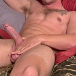 Active Duty Muscle Bi Sexual Niko US Army Soldier Jerking His Big Cock Amateur Gay Porn 14 150x150 Amateur 23 Year Old US Army Hunk Jerks His Thick Cock
