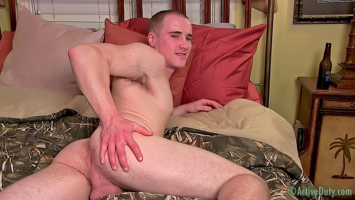 ActiveDuty Orion Ripped Army Guy Jerking His Big Cock Amateur Gay Porn 20 Straight US Army Soldier Orion Jerking His Thick Cock