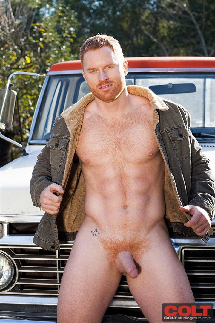 Hung redhead men naked your