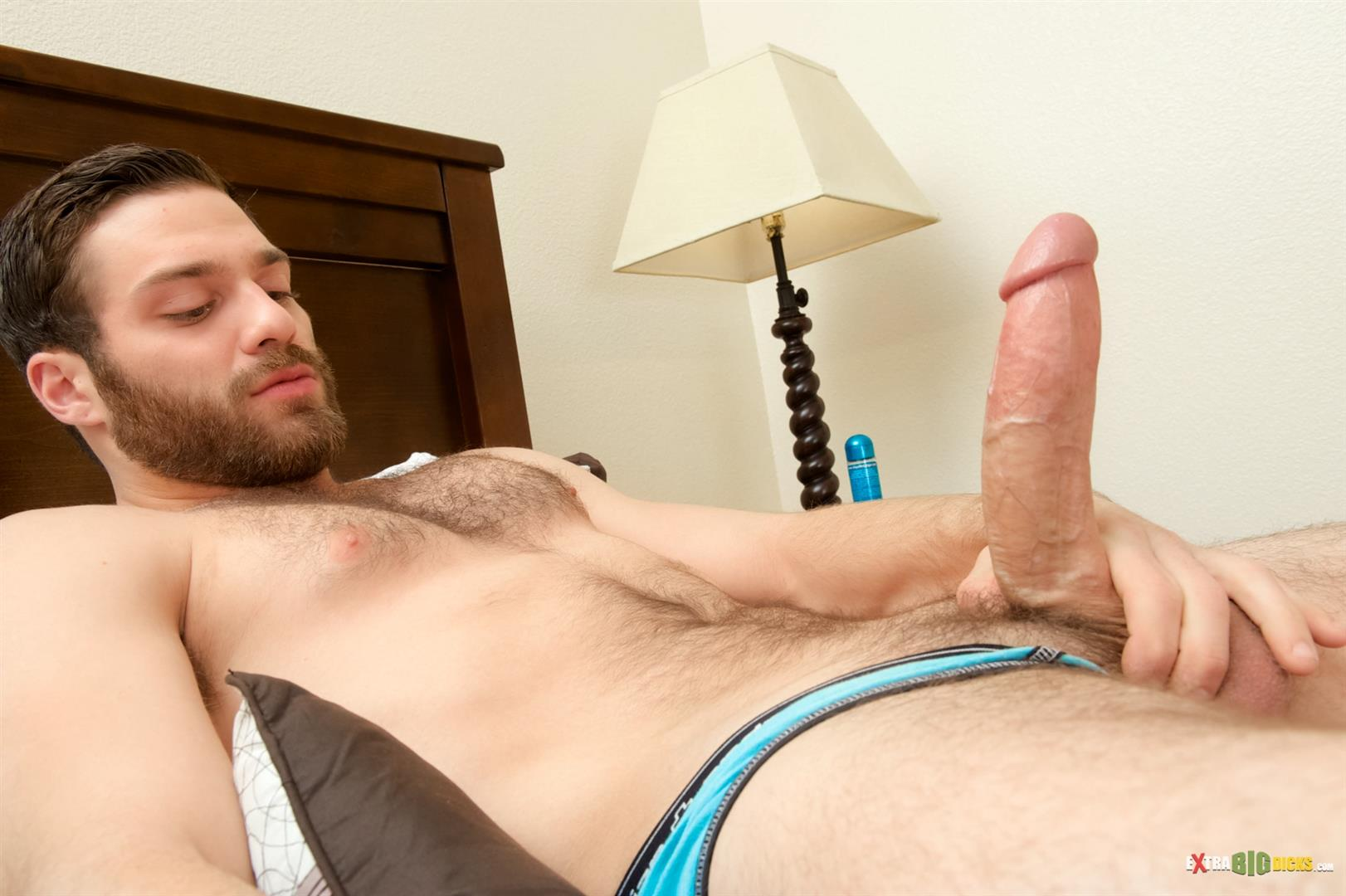 Extra Big Dicks Tommy Defendi Hairy Muscle Guy Jerking Off Amateur Gay Porn 03 Hairy Muscle Stud Tommy Defendi Jerking Off His Big Thick Cock