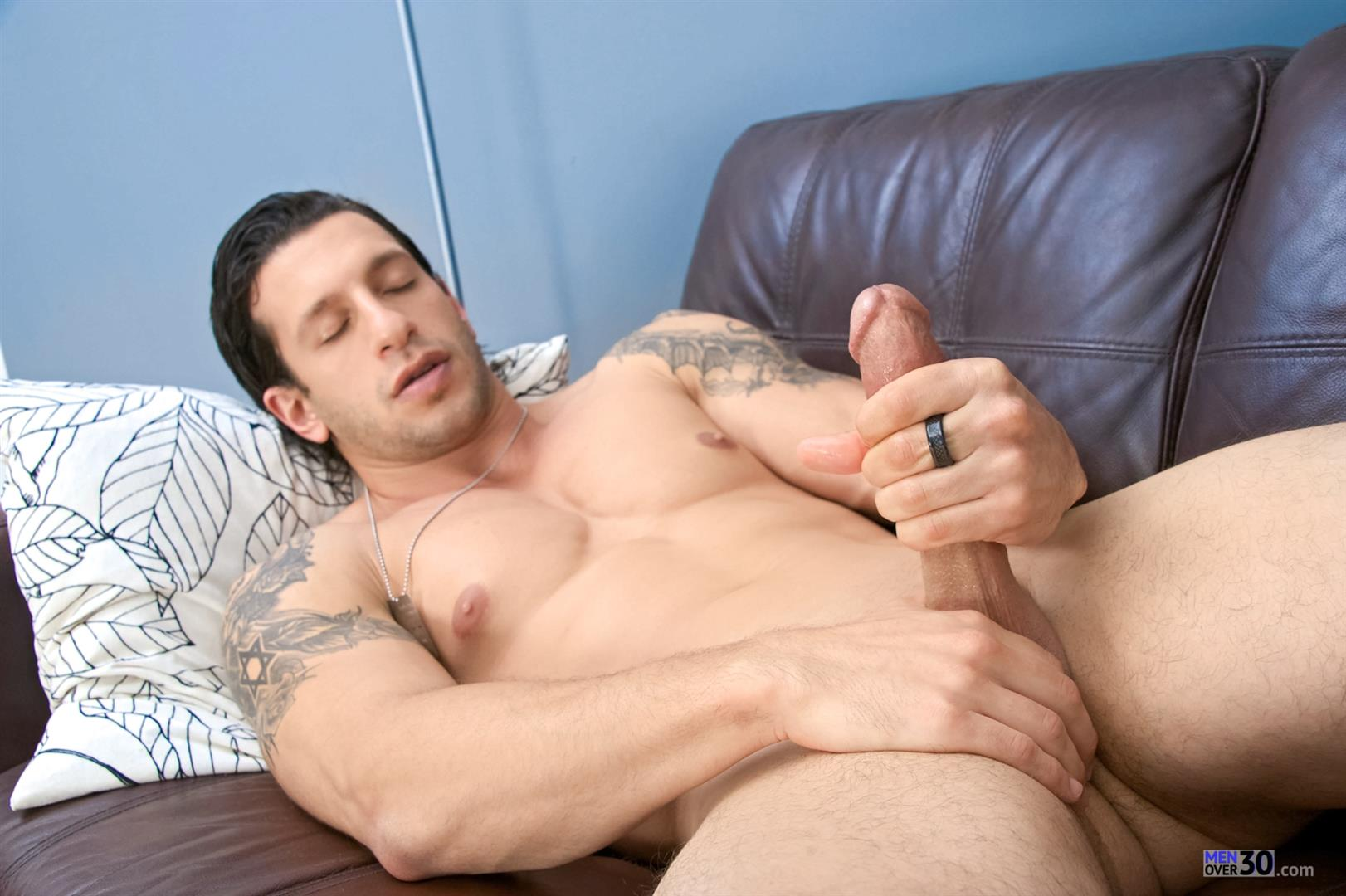 Amateur men jerking off