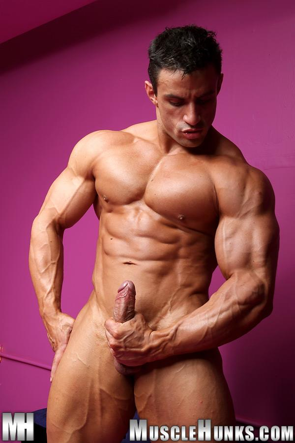 Muscles big hunk arm