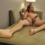 All American Heroes US Army Specialist Clark Jerking His Big Hairy Cock Amateur Gay Porn 12 150x150 US Army Specialist Masturbating His Hairy Curved Cock