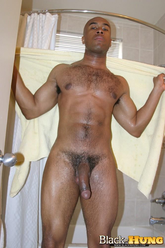 Black-N-Hung-Black-Bull-Big-Black-Cock-Jerk-Off-Military-Amateur-Gay-Porn-08 Black Bull Military Stud Jerking Off His Massive Big Black Cock