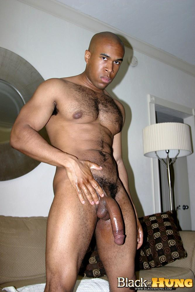 Black-N-Hung-Black-Bull-Big-Black-Cock-Jerk-Off-Military-Amateur-Gay-Porn-10 Black Bull Military Stud Jerking Off His Massive Big Black Cock