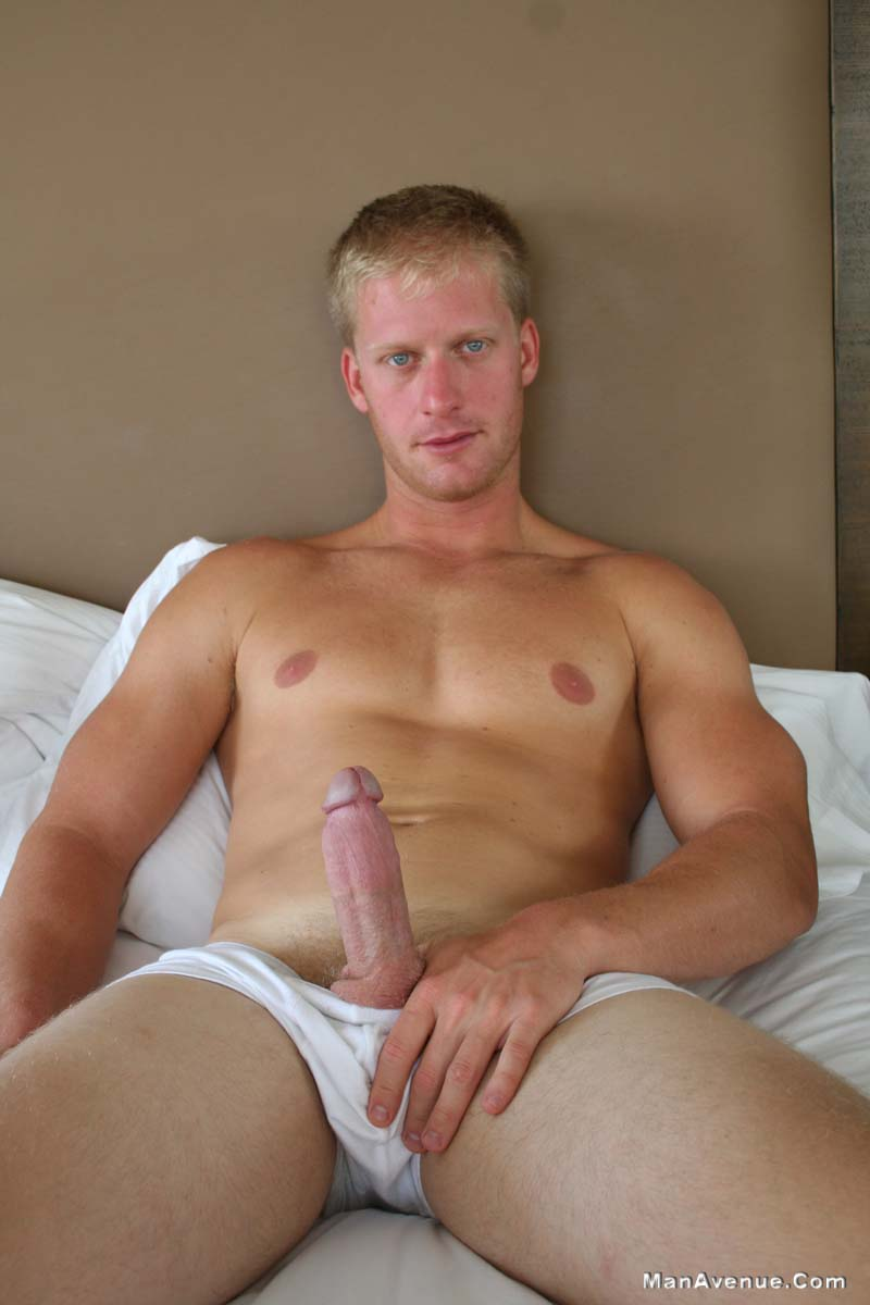 Man Avenue Mickey Hardwood Blonde Guy Jerking His Big Cock In A Hotel Amateur Gay Porn 05 Blonde Hunk Jerking His Big White Cock In A Hotel Room