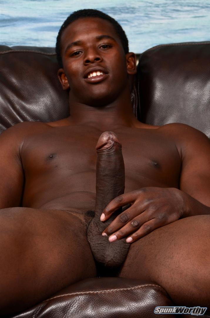 naked hot straight black man