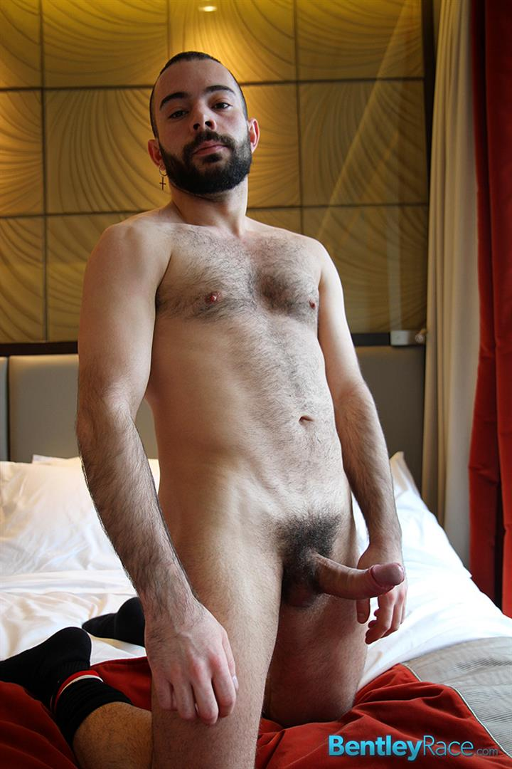Men naked hairy italian