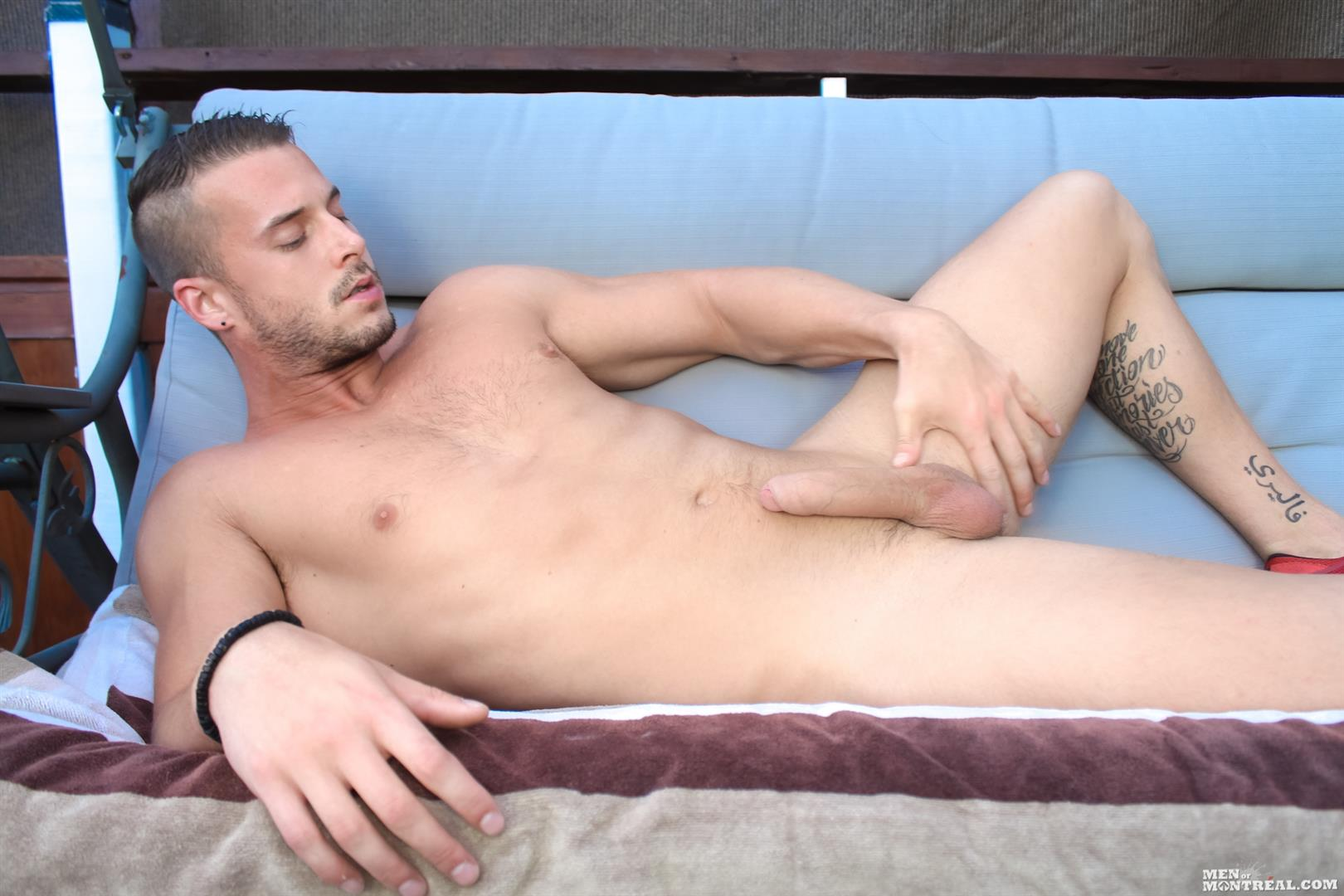 Men-of-Montreal-Nathan-Fox-Canadian-Hunk-Jerking-His-Big-Uncut-Cock-Amateur-Gay-Porn-08 Canadian Hunk Nathan Fox Jerking Off His Big Uncut Cock