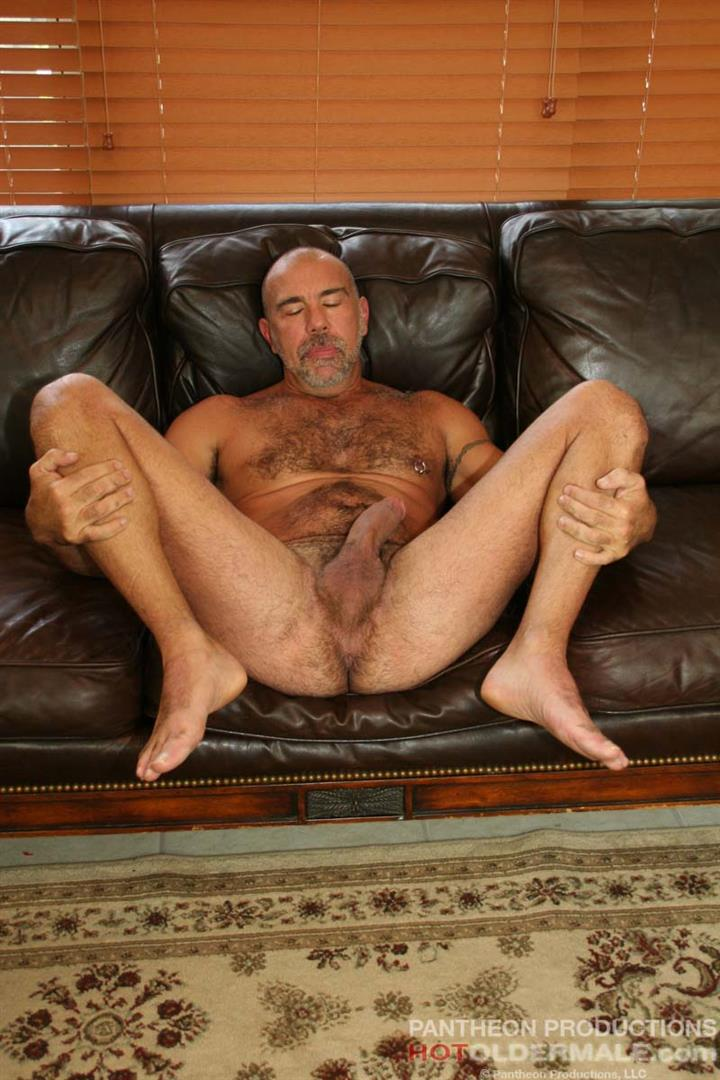 Hot-Older-Male-Jason-Proud-Hairy-Muscle-Daddy-With-A-Big-Thick-Cock-Amateur-Gay-Porn-11 Hairy Muscle Daddy Stroking His Thick Hairy Cock