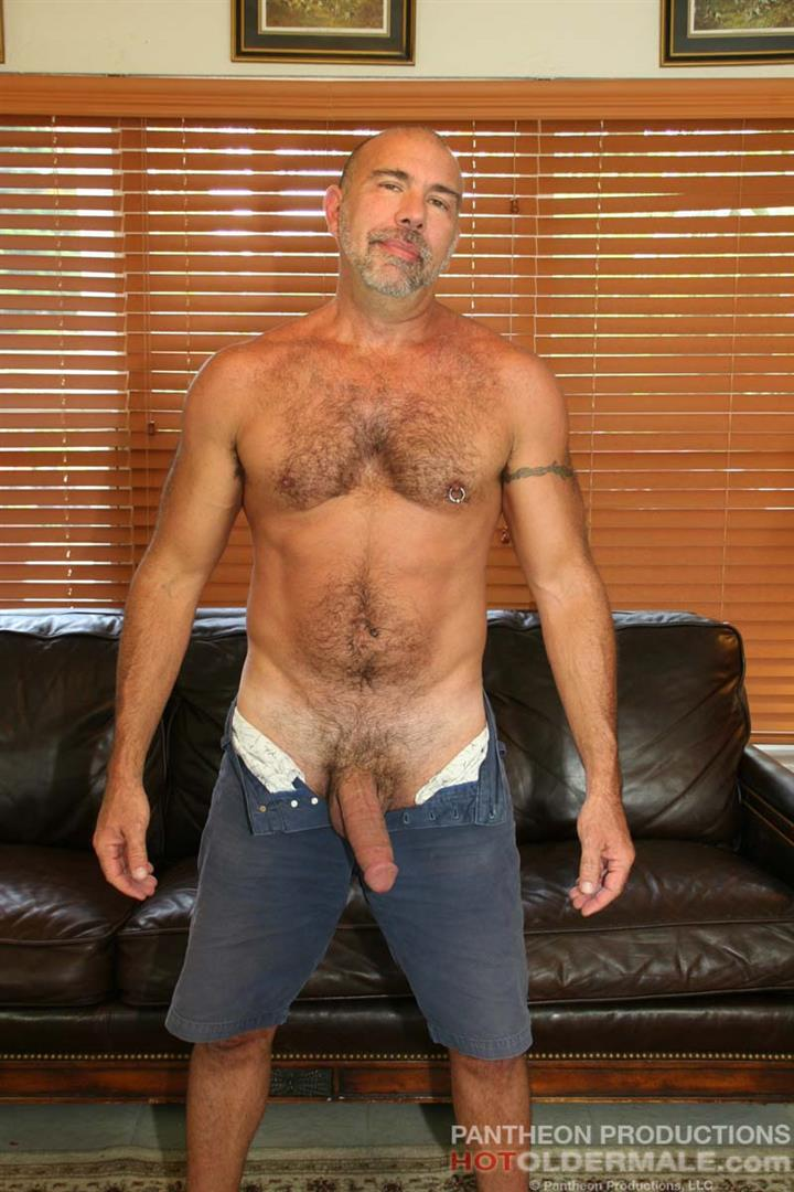 Hot Older Male Jason Proud Hairy Muscle Daddy With A Big Thick Cock Amateur Gay Porn 17 Hairy Muscle Daddy Stroking His Thick Hairy Cock