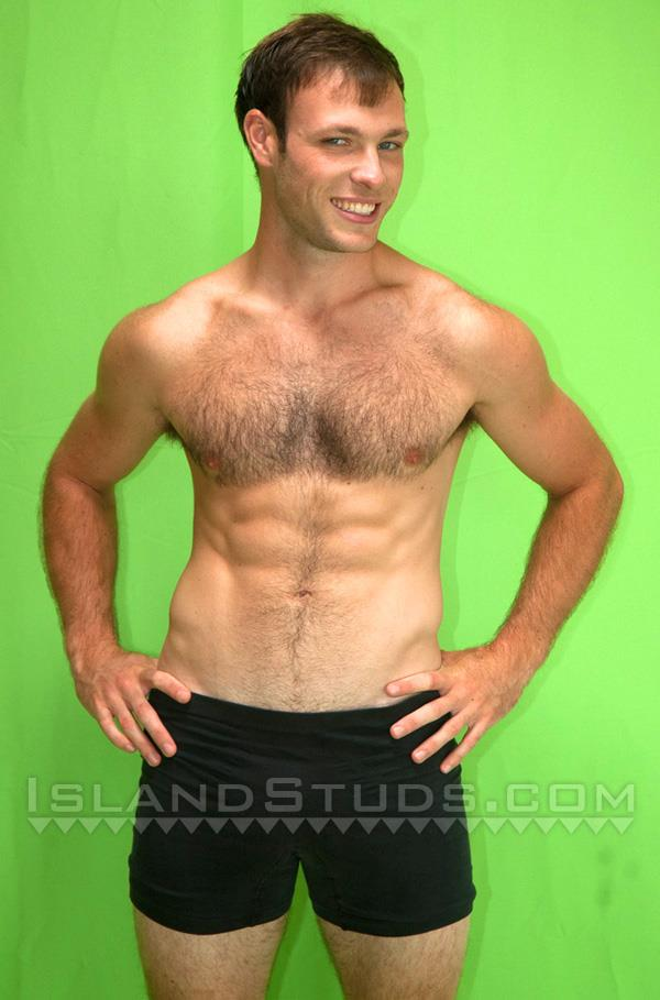 Island-Studs-Loren-Hairy-Muscle-Jock-Jerking-His-Big-Cock-Amateur-Gay-Porn-01 Hairy Muscle Jock Jerking His 9