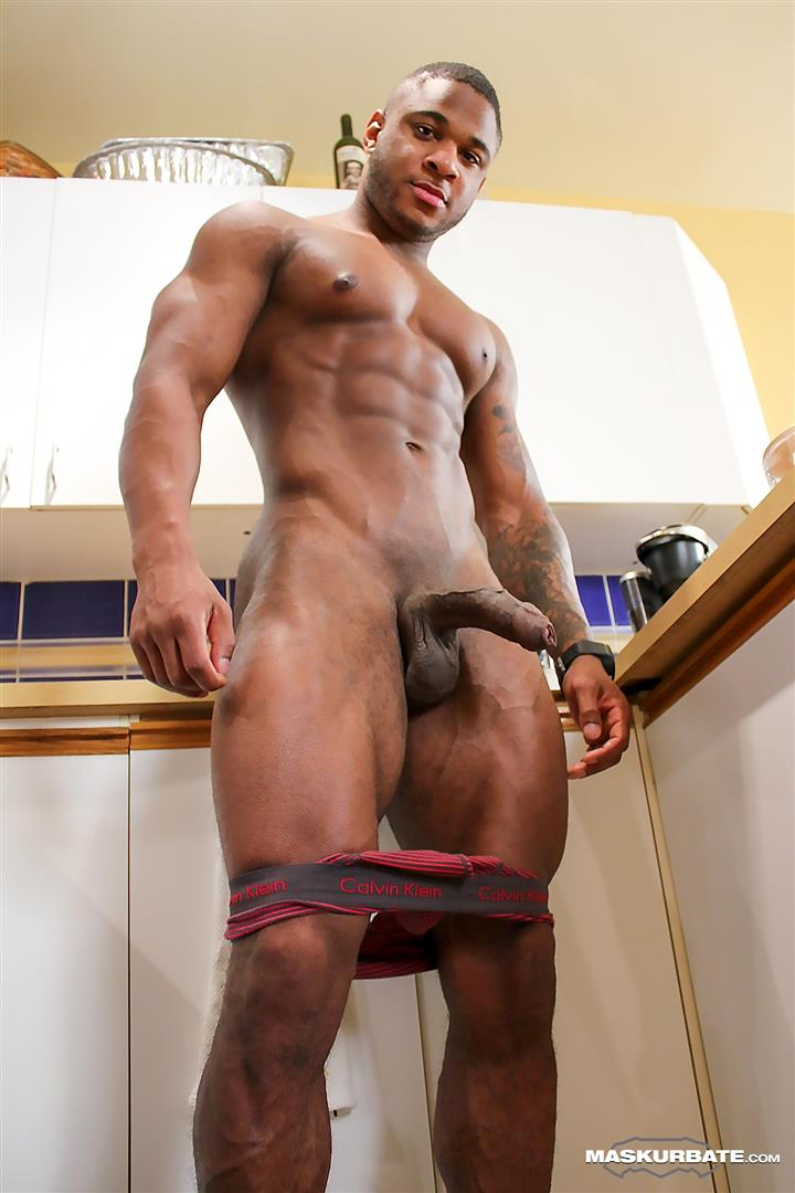 Gay black huge cock