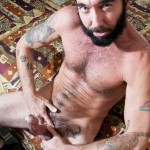 Butch-Dixon-Tom-Nero-Hairy-Daddy-Jerking-Off-A-Big-Fat-Mushroom-Head-Cock-Amateur-Gay-Porn-07-150x150 Hairy Stud Tom Nero Jerking His Thick Mushroom Head Cock