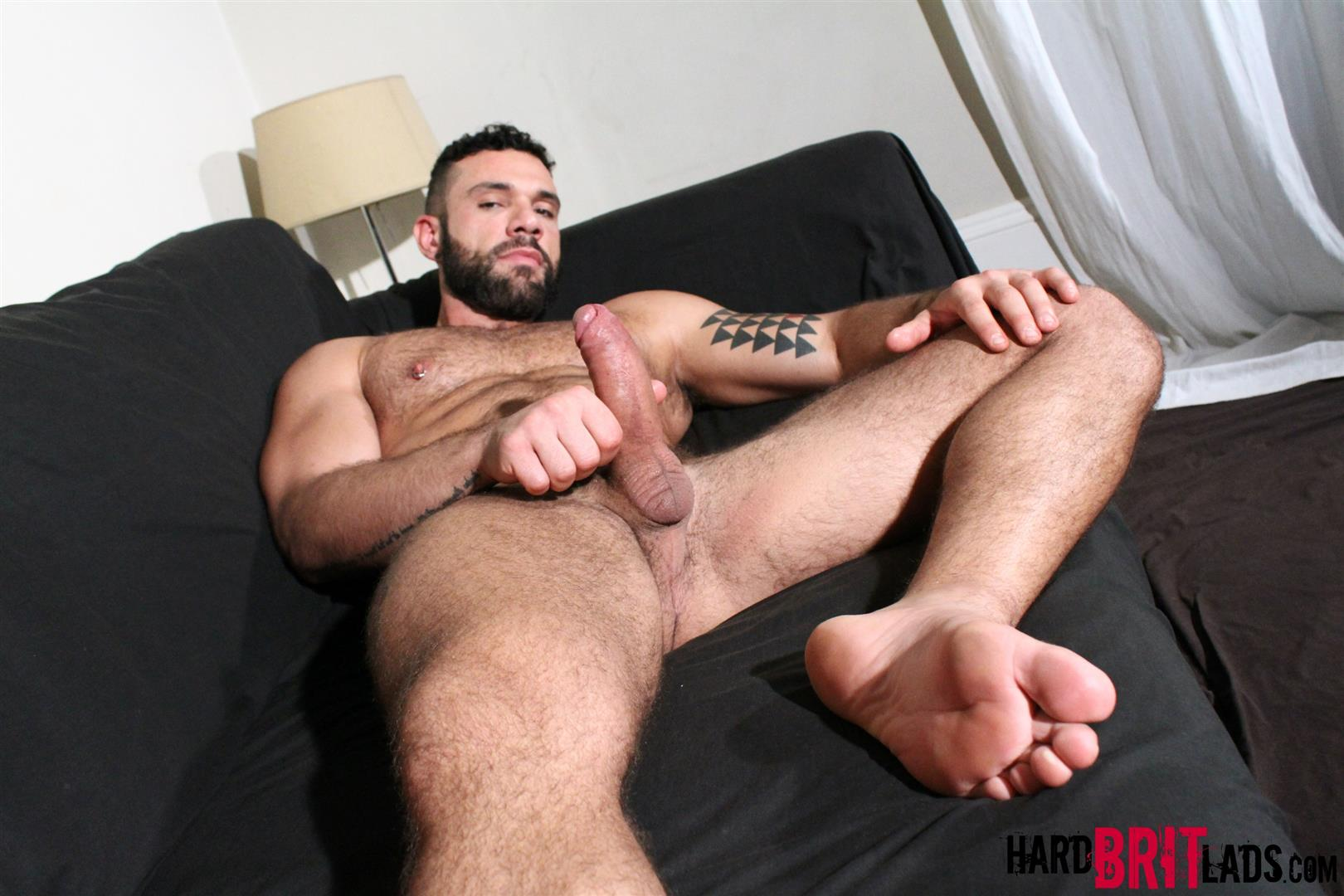 Hard-Brit-Lads-Letterio-Amadeo-Hairy-Rugby-Player-With-A-Big-uncut-Cock-Amateur-Gay-Porn-11 Beefy Hairy Muscle Rugby Player Playing With His Big Uncut Cock