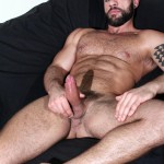 Hard Brit Lads Letterio Amadeo Hairy Rugby Player With A Big uncut Cock Amateur Gay Porn 13 150x150 Beefy Hairy Muscle Rugby Player Playing With His Big Uncut Cock