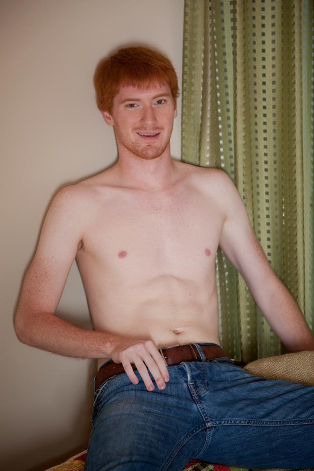 Southern Strokes Neil Redhead Ginger Twink Jerking Off Amateur Gay Porn 02 Happy St. Paddys Day   Enjoy This Redheaded Twink Jerking Off