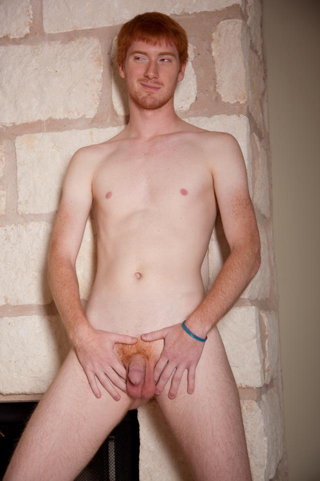 Southern Strokes Neil Redhead Ginger Twink Jerking Off Amateur Gay Porn 05 Happy St. Paddys Day   Enjoy This Redheaded Twink Jerking Off