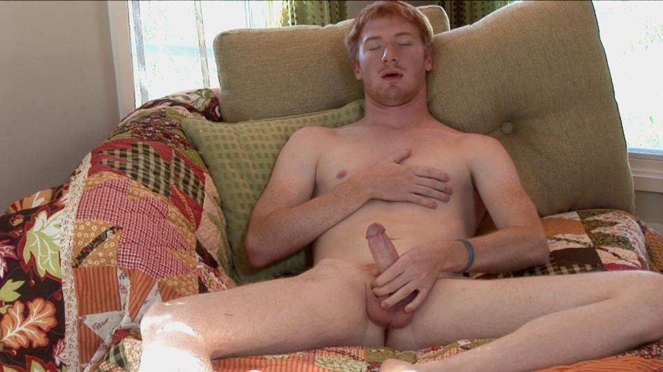 Southern Strokes Neil Redhead Ginger Twink Jerking Off Amateur Gay Porn 06 Happy St. Paddys Day   Enjoy This Redheaded Twink Jerking Off