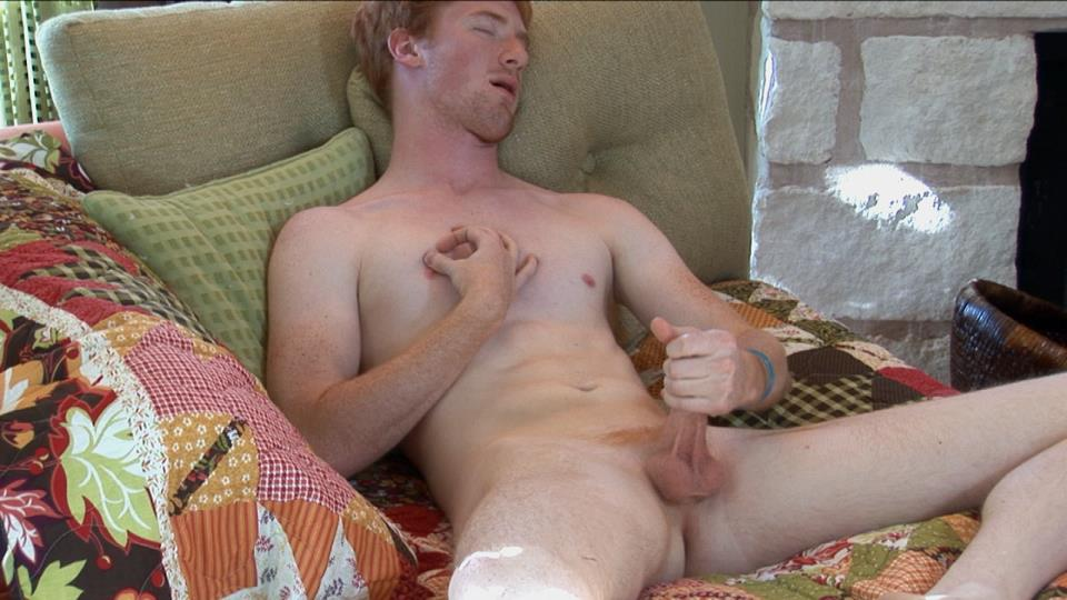 Southern Strokes Neil Redhead Ginger Twink Jerking Off Amateur Gay Porn 08 Happy St. Paddys Day   Enjoy This Redheaded Twink Jerking Off