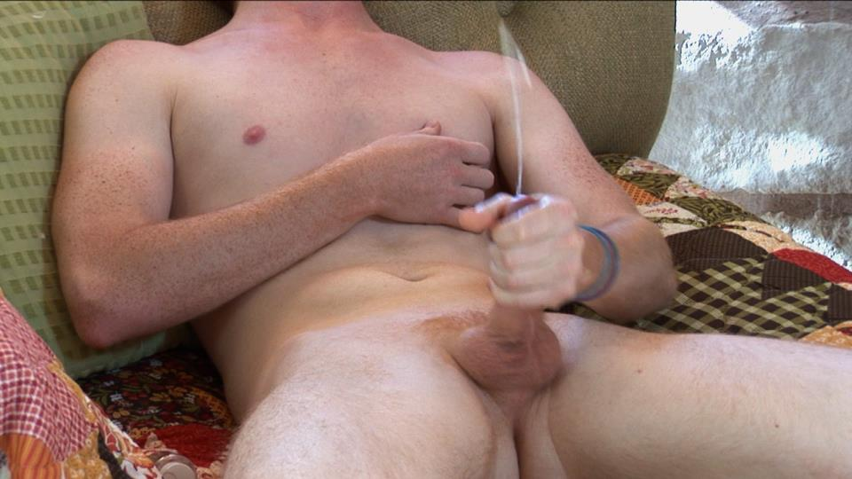Southern Strokes Neil Redhead Ginger Twink Jerking Off Amateur Gay Porn 12 Happy St. Paddys Day   Enjoy This Redheaded Twink Jerking Off