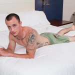 Active Duty James Straight Army Guy Jerking Off His Big Cock Amateur Gay Porn 06 150x150 Tatted Straight Army Hunk Auditions For Gay Porn and Shoots A Big Load