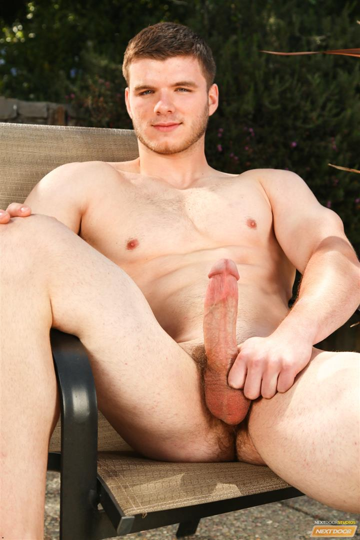 Next-Door-Male-Ivan-James-Muscular-Twink-Masturbation-Thick-Cock-Amateur-Gay-Porn-11 West Virginia Country Boy Strokes His Big Thick Cock
