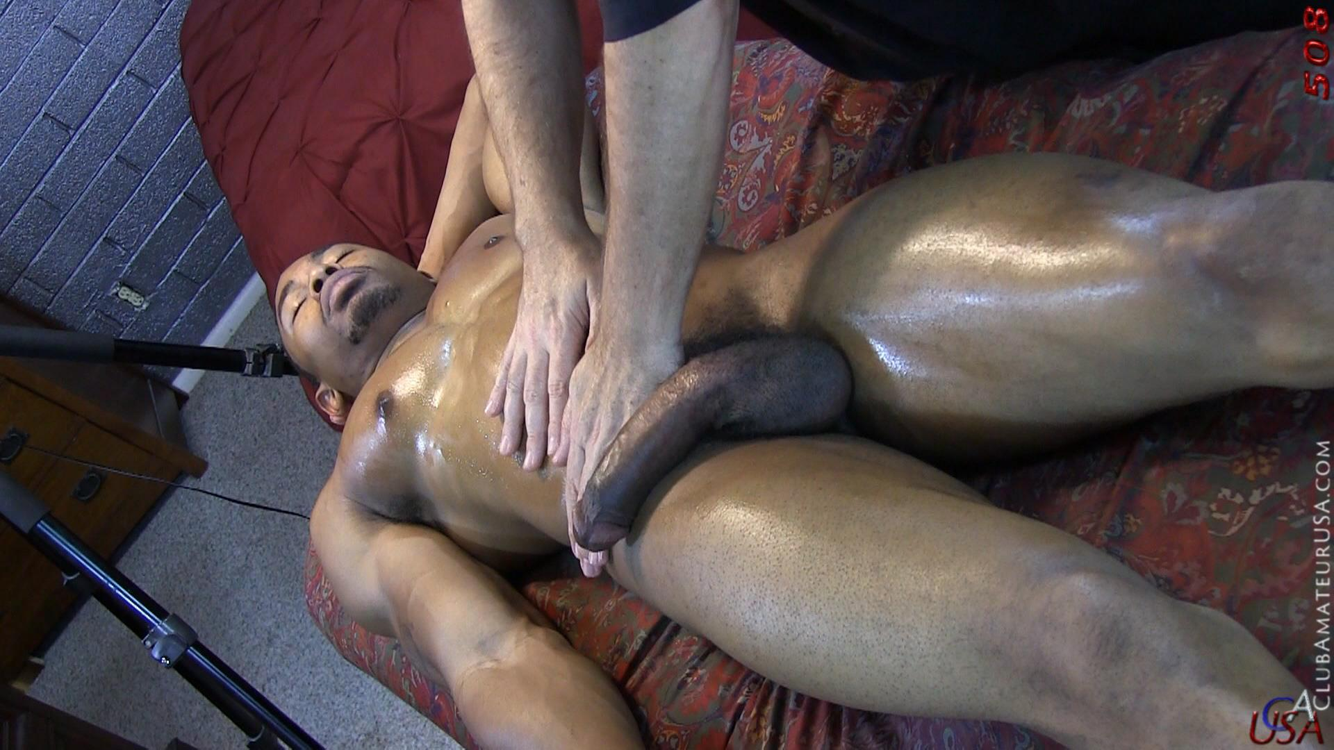 Huge dick massage