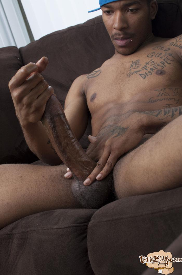 Big Black Dick Close Up